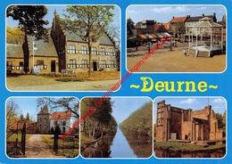 DEURNE - Lot Van 9 Postkaarten - Deurne