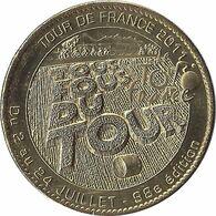 2011 AB172 - ISSY-LES-MOULINEAUX - Tour De France (98 ème édition) / ARTHUS BERTRAND 2011 - Arthus Bertrand