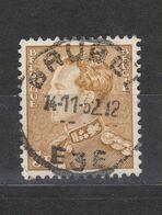 COB 847 Oblitération Centrale BRUGGE 3 - 1936-1951 Poortman