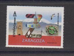 49.- SPAIN ESPAGNE 2019 12 MONTH 12 STAMPS - ZARAGOZA - 2011-... Ungebraucht