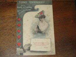 AGENCE MATRIMONIALE Madame Aurore De LIMENY Paris Rue Du Paradis - Hochzeiten