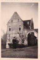 Grimbergen - Boerderij Van Charleroi - Foto 6 X 9 Cm - Mei 1951 - Plaatsen