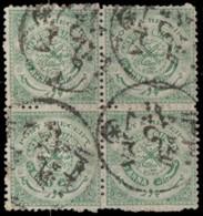 Hiderabad 1915. ~ YT 23 (Bloc De 4) - Armoiries - Hyderabad