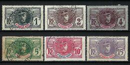 FRANCE Ex-Colonies Ht-Sénégal & Niger 1906: Les Y&T 1-5 0bl. CAD Et Y&T 6 Neuf* - Non Classés