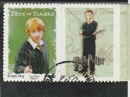 FRANCE 2007 FETE DU TIMBRE HARRY POTTER + LOGO YT 115 OU 4025A - OBLITERE - Frankreich