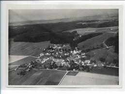 ZZ-1409/ Mindelau  B. Mindelheim  Foto Seltenes Luftbild 1938 18 X 13 Cm  - Duitsland