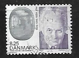 DENMARK 2007 GREAT DANE PIET HEIN - Danimarca
