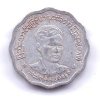 MYANMAR 1966: 5 Pyas, KM 39 - Myanmar