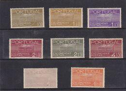Portugal - Encomendas Postais  -1936     (novos ) - Franchigia