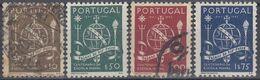 PORTUGAL 1945 Nº 671/74 USADO - Used Stamps