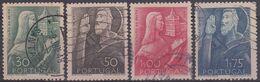 PORTUGAL 1948 Nº 702/05 USADO - Used Stamps