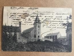 Nettine L'Eglise Et Le Presbytère - Somme-Leuze