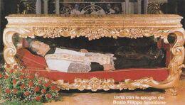 Santino Urna Con Le Spoglie Del Beato Filippo Smaldone - Devotion Images