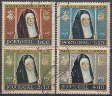 PORTUGAL 1958 Nº 853/56 USADO - Used Stamps