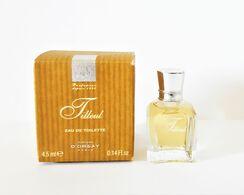 Miniatures De Parfum  TILLEUL De  PARFUMS  D'ORSAY EDT 4.5 ML   + BOITE - Miniaturen Flesjes Dame (met Doos)