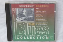 "CD ""Robert Johnson"" Red Hot Blues, Aus Der Blues Collection, Ausgabe 6 - Blues"
