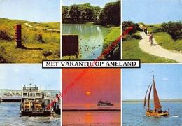 AMELAND - Lot Van 55 Postkaarten - Ameland