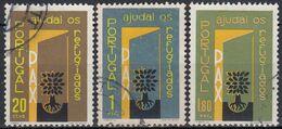 PORTUGAL 1960 Nº 861/63 USADO - Used Stamps