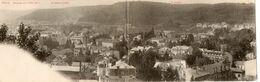 88. CPA Double - EPINAL - Panorama - Vue Panoramique - Les Monts Faucilles - Scan Du Verso  - - Epinal