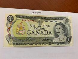 Canada One Dollar Uncirc. Banknote 1973 #5 - Canada