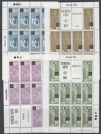 Europa Cept 1974 Malta 4v In Sheetlets ** Mnh (49684A) ROCK BOTTOM - Europa-CEPT