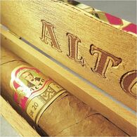 * CIGARE ALTO DANS SA BOITE - Tabac Fumeur - Cutter U. Scheren