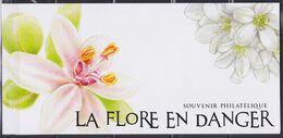 Bloc Souvenir Neuf ** N° 155(Yvert) France 2019 - La Flore En Danger, Fleurs, Sous Blister - Souvenir Blocks