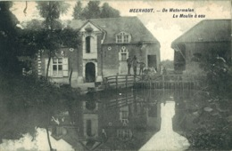 Meerhout Watermolen - Meerhout