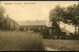 Meerhout Klooster, School, Kapel - Meerhout