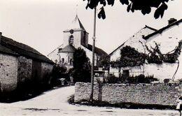 S35-016 Colombey-les-Deux-Eglises - Vue De L'église - Carte Photo - Colombey Les Deux Eglises