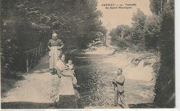 DEPT 16 : édit. L Lebon N° 14 : Jarnac Cascade Du Sport Nautique - Jarnac