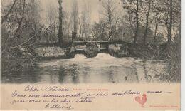 DEPT 16 : Précurseur édit. Richard Coquibus N° 9 : Jarnac Cascade Du Parc - Jarnac