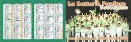 64 - BOUCAU - CALENDRIER BATTERIE FANFARE BOUCALAISE - Musique Et Musiciens