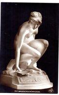 G.K.V.B. NR.114  DIE WASSERSCHOPFERIN - NVG FP - C453 - Sculptures