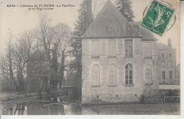 Château De PLEURS - Le Pavillon Et Le Pigeonnier  PRIX FIXE - Andere Gemeenten