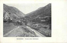 Pays Div- Ref X657- Italie -italia -italy -  Buggerru - Veduta Della Malfidano  - - Italie