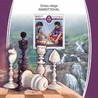 SOLOMON Isl. 2017 - Chess, Marottichal Waterfalls - YT BF732, CV=19 € - Water