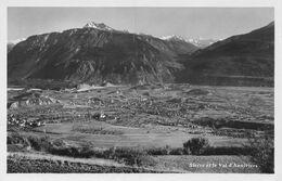Sierre Et Le Val D'Anniviers - VS Wallis