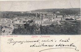 LARINO - CAMPOBASSO - 1904 - Panorama - Campobasso