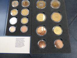 Euro Muntset Proof Duitsland A En Denemarken 2002 - Duitsland