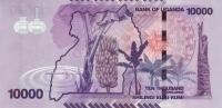 UGANDA P. 52c 10000 S 2013 UNC - Oeganda