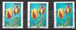 259 Pblitérés ( 3 Exemplaires ) - 1989-....