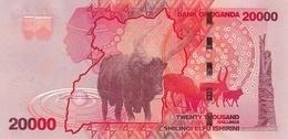 UGANDA P. 53b 20000 S 2013 UNC - Oeganda