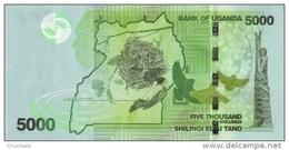 UGANDA P. 51c 5000 S 2013 UNC - Oeganda