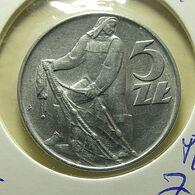 Poland 5 Zlotych 1973 - Polen
