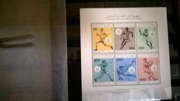 Comores Olympic Barcelona Summer 1992 Blocks MNH** - Summer 1992: Barcelona