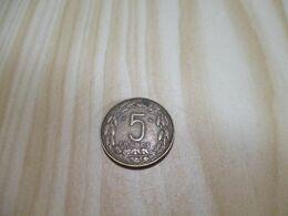 Cameroun - 5 Francs 1961.N°451. - Cameroon