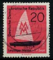 DDR 1956 Nr 537 Gestempelt X735ECA - [6] República Democrática