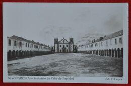 Postal De Sesimbra  /  Santuario Do Cabo Espichel   (Lote Nº 1651 ) - Setúbal