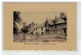 80 NOUVION EN PONTHIEU #14824 FERME DE M BOIZARD - Nouvion